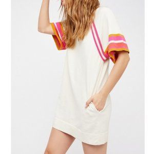 Free People Dresses - Free People Play the Field Thick Knit Tunic Dress